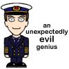 Martin the evil genius