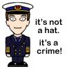 Hat crime