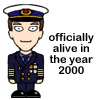 Alive in the year 2000