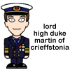 Lord High Duke Martin