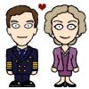 Martin and Theresa