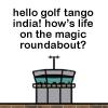 ATC magic roundabout