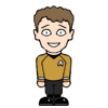 Chekov in yellow