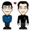 Spock/John