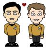 Sulu/Chekov