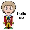Sixth Doctor