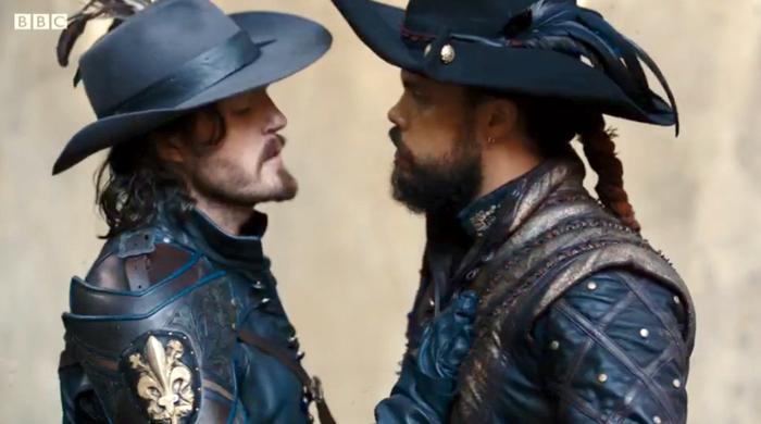 Athos and Porthos
