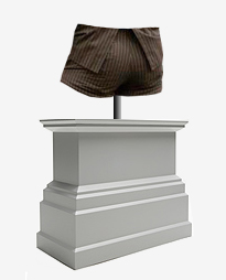 A new Tennant for the Fourth Plinth...