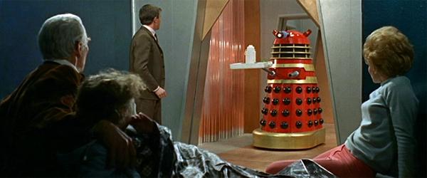 Dalek blue collar workers, unite!