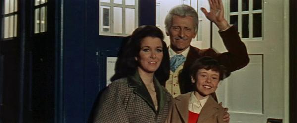 Bye bye, Team TARDIS!