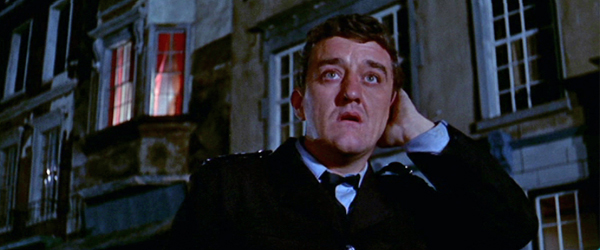 It's young Bernard Cribbins!