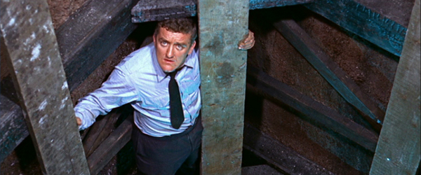 Tom in the shaft