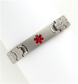 Medical ID Bracelets for diabetics
