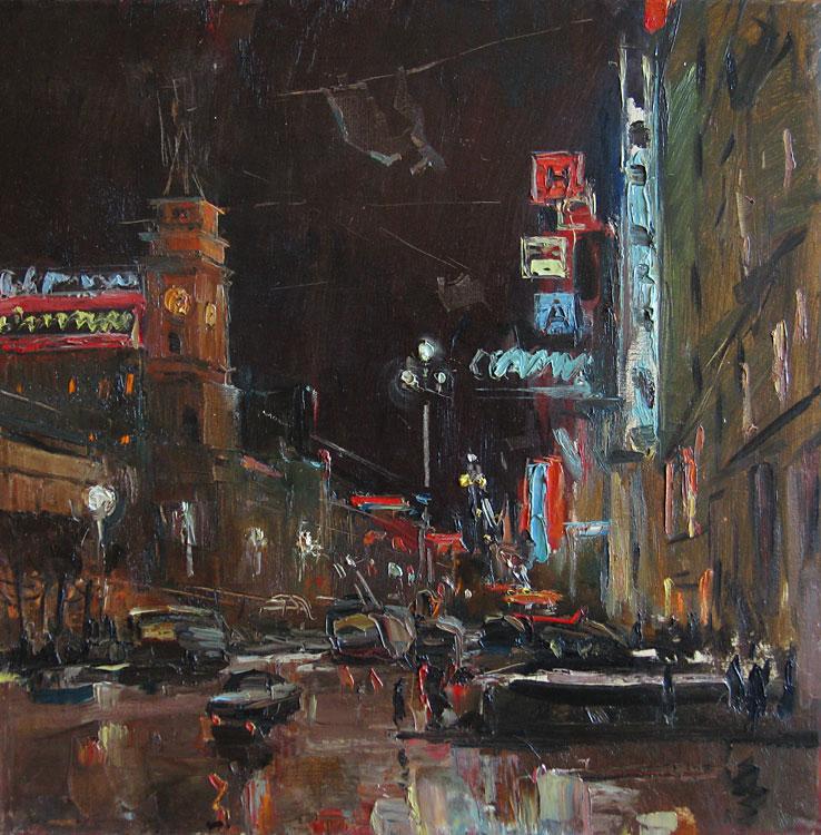 Semionov-Alexander-Nevsky-Prospekt-in-the-evening-lights-ase85bw