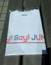 Hey Say JUMP Jump Tour 2013 - Tshirt [Tampak depan]