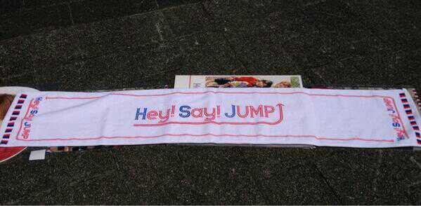 Hey Say JUMP Jump Tour 2013 - Muffler Towel