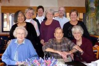Grandma and Grandpa's 69th wedding anniversary