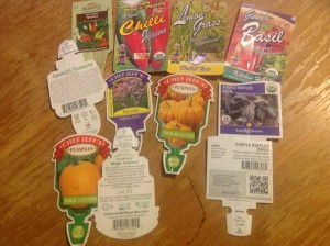 plant tags image