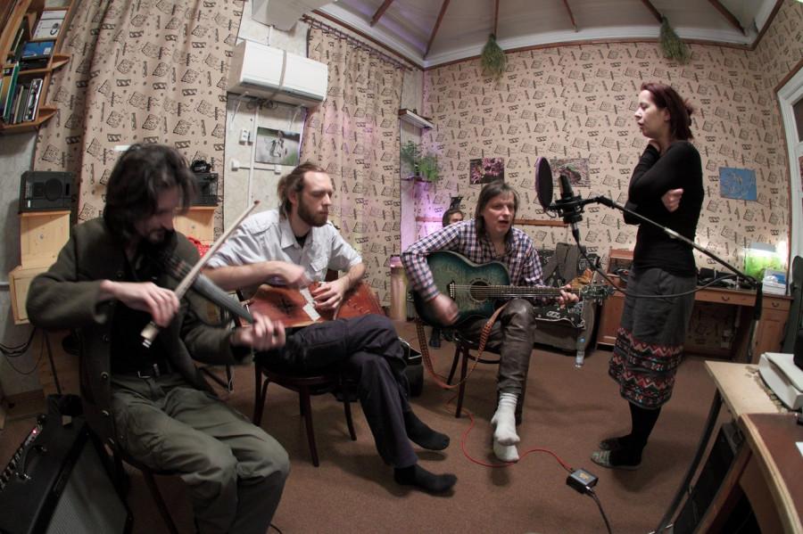 reelroadъ 2012 студия