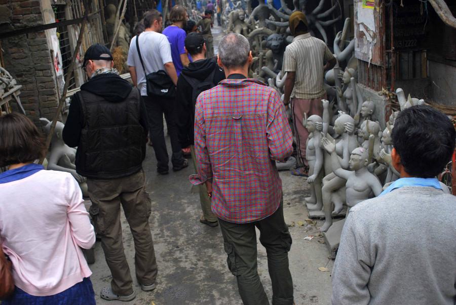 квартал скульптур - город мастеров