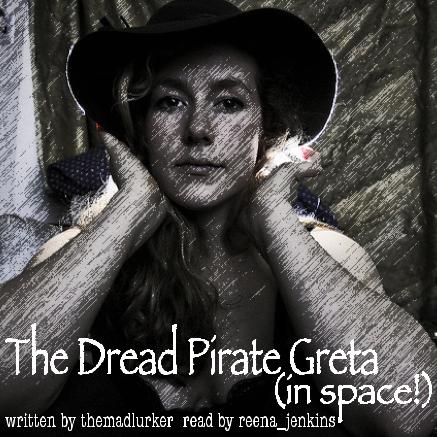 pirate greta