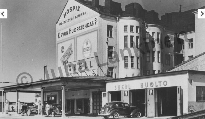 Заправка_Shell_1939