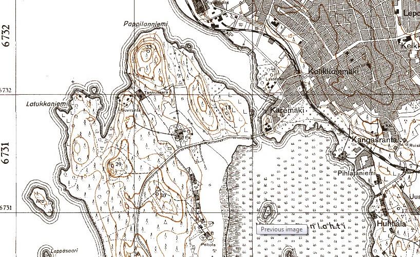 Карта_Кяремяки