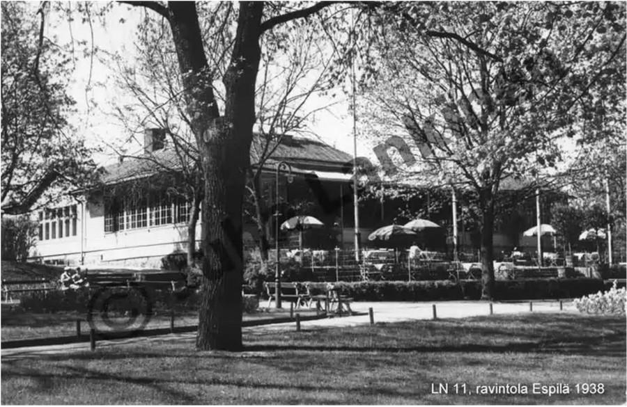 Эспланада_1938