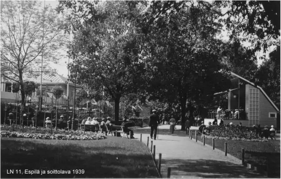 Эспланада_1939