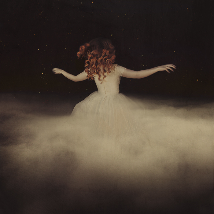 Floating on Clouds - Brooke Shaden