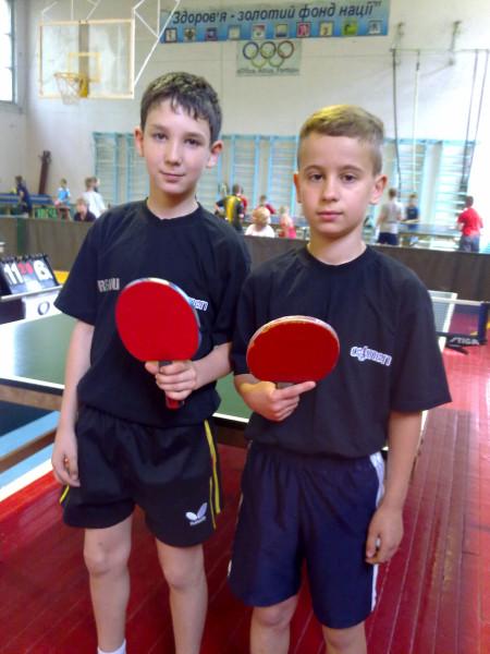 REHAU и «СВИТЕП»  выступили спонсорами юных теннисистов