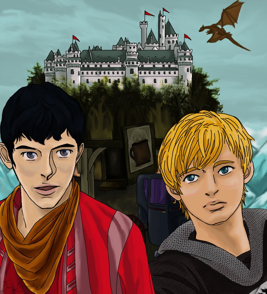 Merlin Fanfiction: Love As Thou Wilt | Part 1