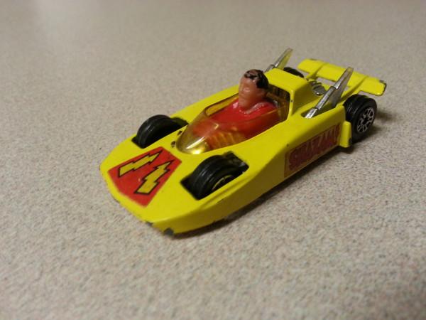 Shazam! toy car (1979)