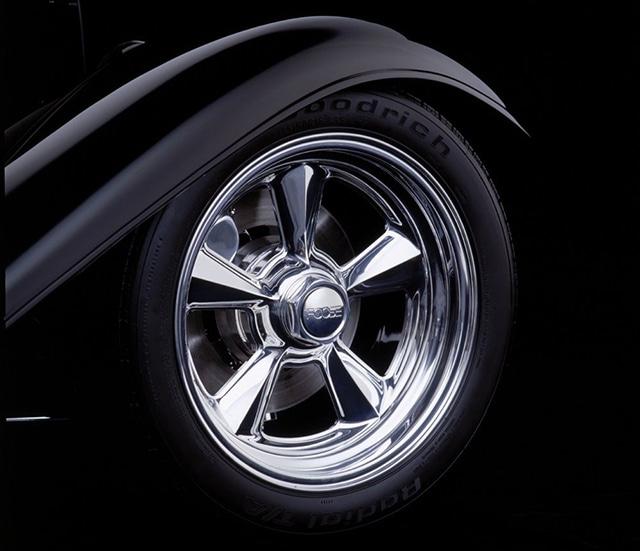Защита автомобильных колесных дисков от коррозии - Roads.ru