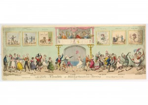 [1817, en] George Cruikshank - La Belle Assemblee or Sketches of Characteristic Dancing