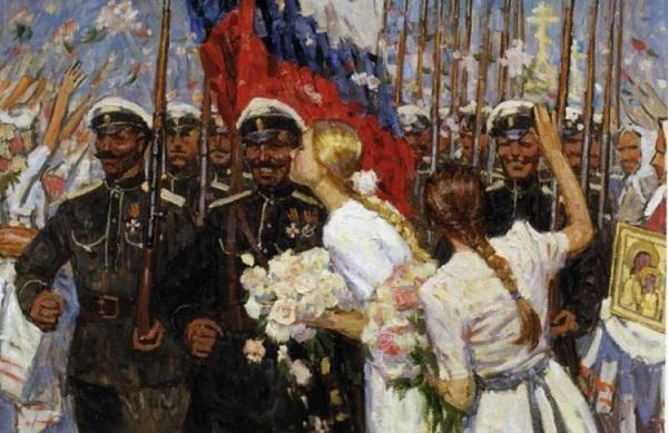 Их борьба: Россия, которую они потеряли, но не смирились.