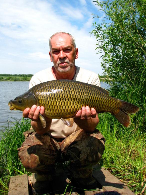 Прогноз клёва рыбы в посёлке Кутулукский