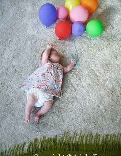 Фото идеи детей до года