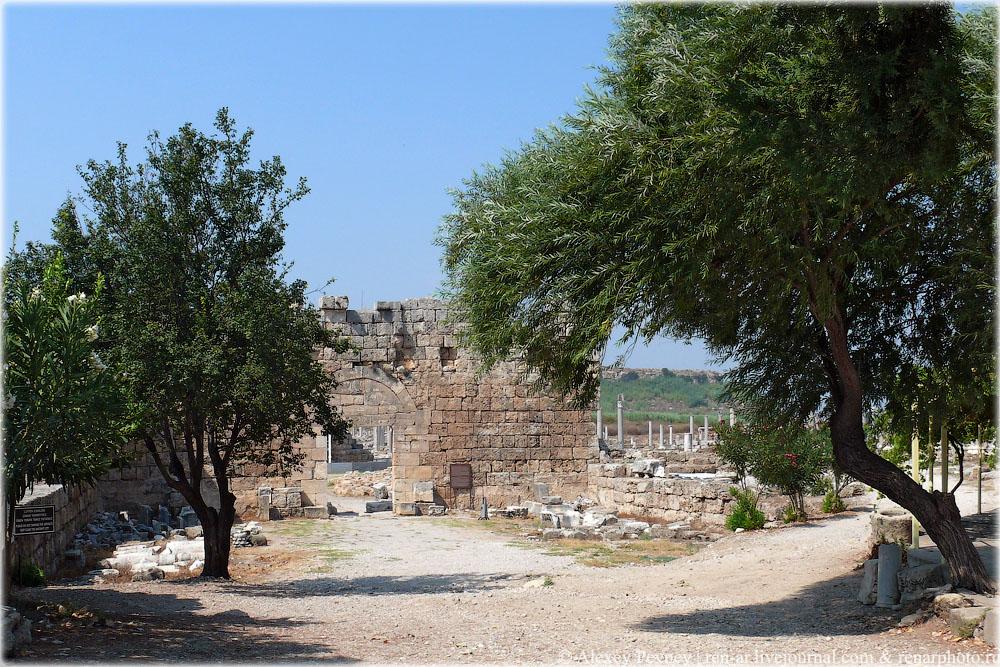 Античный Перге, или Древний Рим в Малой Азии.