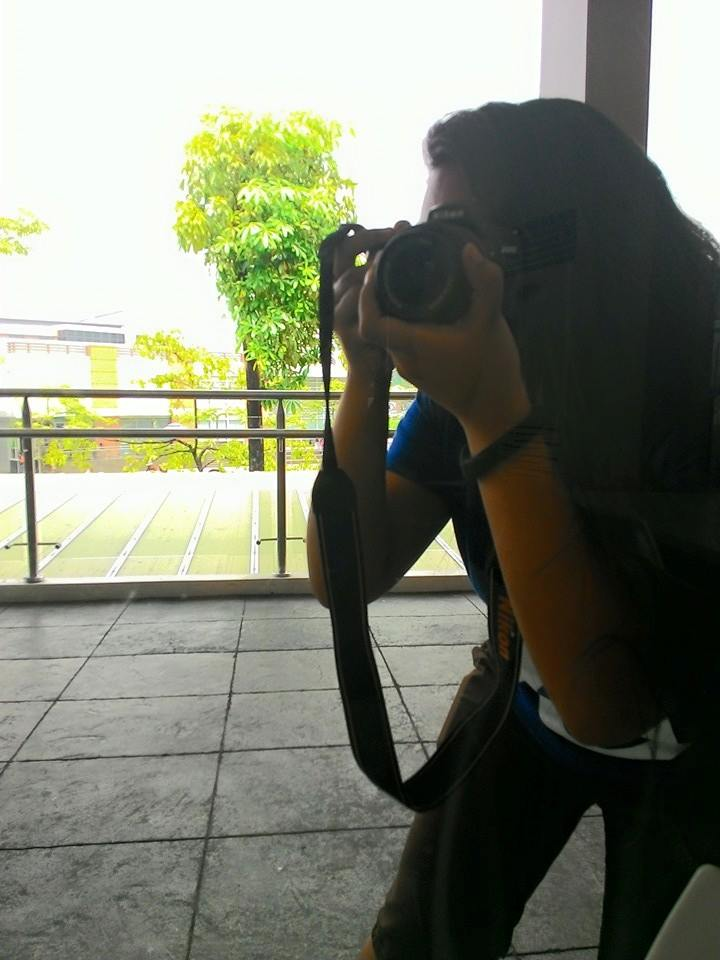Just a photo a camera and I