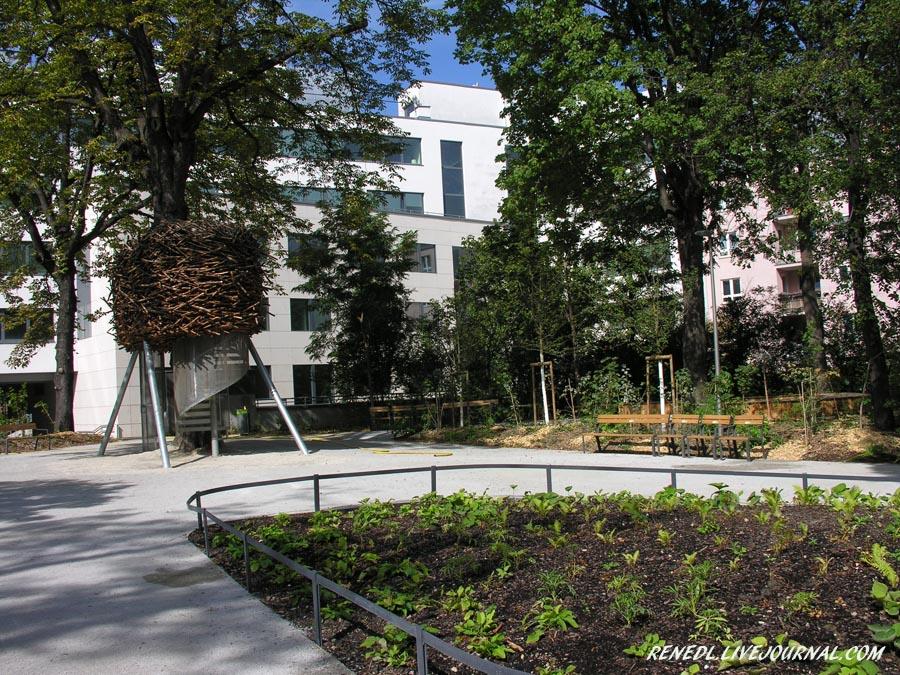 Park in Alsergrund 1