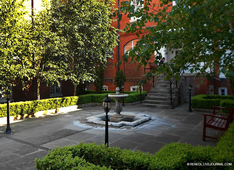 London parks Renedl 1