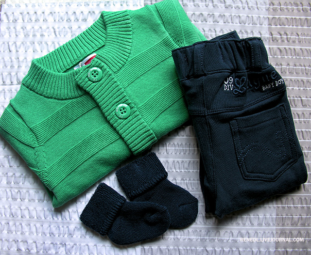 Baby clothes Renedl 10