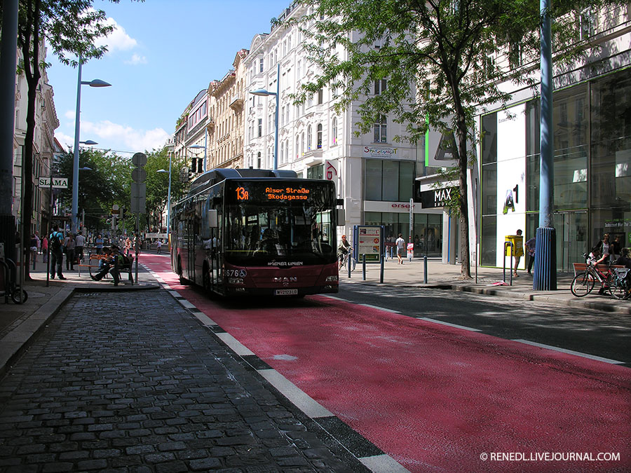 Renedl wien bus 13 2