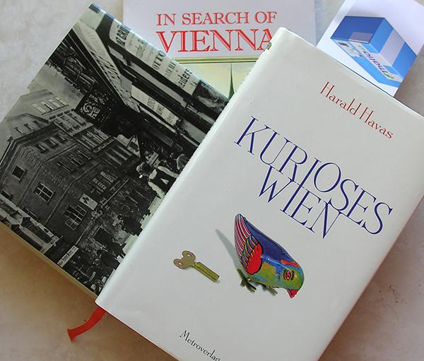 Renedl Vienna books