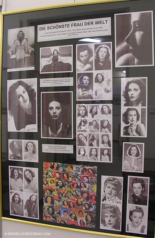 Hedy Lamar in Museum Renedl 2