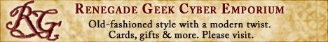 Renegade Geek Cyber Emporium