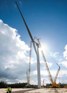 Siemens largest rotor