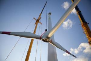ветряная электростанция TimberTower