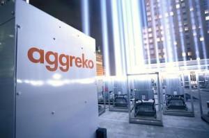 аренда дизельных электростанций Aggreko
